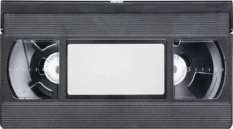 VHS Transfer Service, VCR, VHS Tape
